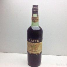 Coleccionismo de vinos y licores: RARISIMA BOTELLA DE COÑAC BRANDYESPECIAL LAFFE DESTILERIAS VENTURA GRANOLLERS 80 CTS TAPON DE CORCHO. Lote 89222784