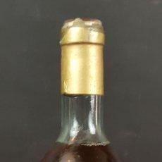 Coleccionismo de vinos y licores: BOTELLA DE VINO BLANCO. CHATEAU CASTELNAUD. SAUTIERNES. FRANCIA. 1987.. Lote 89826108