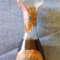 Coleccionismo de vinos y licores: BOTELLA CHIANTI - BARONCINI -AÑO 1988 - 375 CL. Lote 91750560