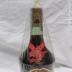 Coleccionismo de vinos y licores: BRANDY RESERVA GRAN CANCILLER, PALOMINO Y VERGARA, JEREZ DE LA FRONTERA, AÑOS 70. Lote 91864590