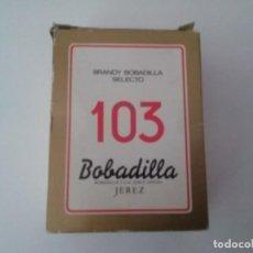 Coleccionismo de vinos y licores: MINIATURAS BOBADILLA.. Lote 93693710