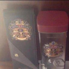 Coleccionismo de vinos y licores: LOTE WHISKY CHIVAS REGAL. Lote 91120388