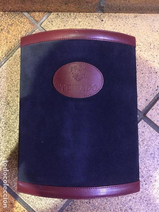 Coleccionismo de vinos y licores: Estuche de Colección Brandy Peinado 100 Años. 70cl. - Foto 3 - 95115739