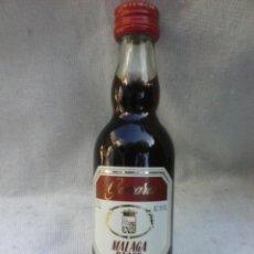 Coleccionismo de vinos y licores: BOTELLIN GOMARA MALAGA DULCE. MINI BOTELLA. Lote 95365531