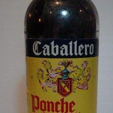 Coleccionismo de vinos y licores: PONCHE CABALLERO. Lote 95375791