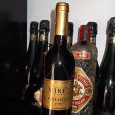 Coleccionismo de vinos y licores: VIEJO VINO GRAN MIRET DEL AÑO 1.997. Lote 95619991