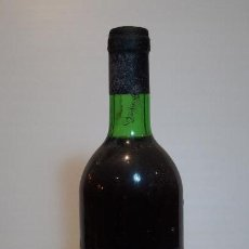 Coleccionismo de vinos y licores: VI NEGRE EXTRA SUPERIOR MARÇÀ, TARRAGONA PREMIO 1985.. Lote 95629179