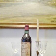 Coleccionismo de vinos y licores: VENGA SICILIA UNICO.1942. Lote 95704543
