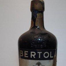 Coleccionismo de vinos y licores: BERTOLA, JEREZ DE LA FRONTERA.. Lote 95837367
