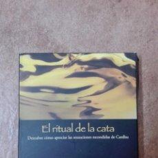 Coleccionismo de vinos y licores: POSAVASOS WHISKY CARDHU. Lote 95860131