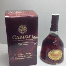 Coleccionismo de vinos y licores - BOTELLA BRANDY CARLOS I PEDRO DOMECQ - 97499227