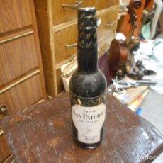 Coleccionismo de vinos y licores: BOTELLA VINO GARVEY FINO SAN PATRICIO. Lote 98664319