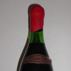 Coleccionismo de vinos y licores: BOTELLA VINO TINTO TARRAGONA PEDRO ROVIRA GRAN RESERVA COSECHA 1982.. Lote 98709567