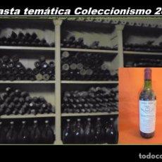 Coleccionismo de vinos y licores: VEGA SICILIA ÚNICO 1947.....IIIII Nº DE ESTÁ BOTELLA: 01154. Lote 99516819