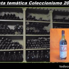 Coleccionismo de vinos y licores: RIBERA DEL DUERO TORRE -TA- ALBÉNIZ 1981...III. Lote 99675167