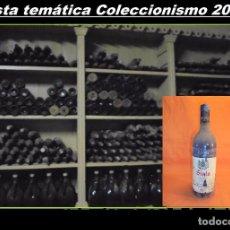 Coleccionismo de vinos y licores: BOTELLA VINO TINTO RIOJA, MARCA SIGLO, 4º AÑO, FUENMAYOR (VINO COLECCION) ...I. Lote 99680595