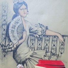 Coleccionismo de vinos y licores: BOTELLA DE BRANDY GRAN DUQUE DE ALBA MUY ANTIGUA. Lote 100433967