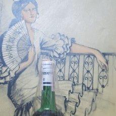 Coleccionismo de vinos y licores: BOTELLA DE BRANDY VIEJISIMO 1866. Lote 100434194