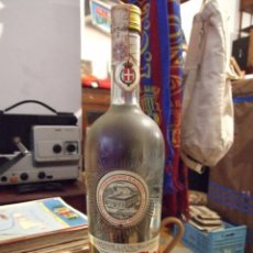 Coleccionismo de vinos y licores: BOTELLA LIQUORE STREGGA - 1 LITRO - PRECINTADA GIUSEPPE ALBERTI BENEVENTO. Lote 100529779