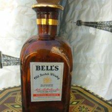Coleccionismo de vinos y licores: WHISKY BELLS- KING GEORGE IV BOTELLA. Lote 101189650