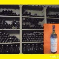 Coleccionismo de vinos y licores: MARQUES DEL ROMERAL 1962 BODEGAS FELIZ APILICUETA MARTINEZ(RIOJA) BOTELLA 0.75L. Lote 101344111