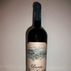 Coleccionismo de vinos y licores: BOTELLA VINO TINTO RIOJA BODEGAS FRANCO-ESPAÑOLAS BARÓN D´ANGLADE RESERVA 1998.. Lote 101488519