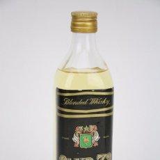 Botella de Whisky - Club 73. 40º, 68 cl - Llena / Cerrada - Bordeaux, Francia. Año 1980 - #JSW