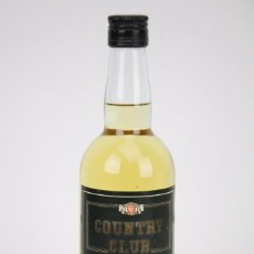 Botella de Whisky - Country Club. Reserve Whisky De Luxe - Llena - Radcliff... Francia, 1978 - #JSW