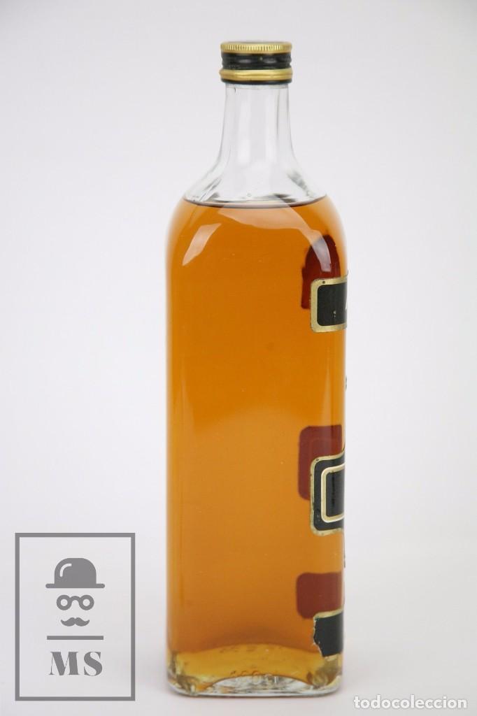 Coleccionismo de vinos y licores: Botella de Whisky - Ph. Rogers. Fin Whisky, 40º, 1 L - Nº 623082 - Llena - Francia, 1978 - #JSW - Foto 3 - 109775198