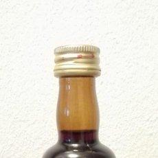 Coleccionismo de vinos y licores: STOCK CHERRY TRIESTE.LIQUORE DI MARASCA DALMATA.ANTIGUO BOTELLIN. Lote 101786959