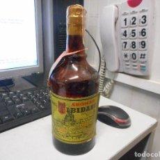 Coleccionismo de vinos y licores: LICOR AROMAS DEL TIBIDABO DE LOS PADRES SALESIANOS BOTELLA PERFECTA. Lote 102017715