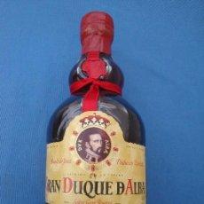 Coleccionismo de vinos y licores: BRANDY GRAN DUQUE DE ALBA SOLERA GRAN RESERVA JEREZ. Lote 103130639