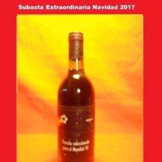 Coleccionismo de vinos y licores: BERBERANA RIOJA COSECHA SELECCIONADA MUNDIAL 82- 1 BOTELLA (75CL). Lote 103313523