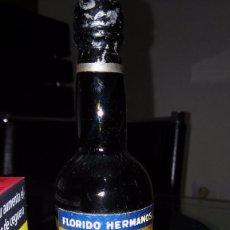Coleccionismo de vinos y licores: BOTELLÍN FLORIDO HERMANOS. GRAN VINO PORTOLÉS. SIN DESPRECINTAR. SANLÚCAR DE BARRAMEDA. Lote 105040623