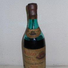 Coleccionismo de vinos y licores: GRAN BOTELLÓN BRANDY AÑEJO SOBERANO. Lote 105662231