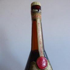 Coleccionismo de vinos y licores: ANTIGUA BOTELLA DE CALISAY DE UN LITRO. Lote 106546930