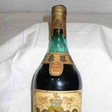 Coleccionismo de vinos y licores: ANTIGUA BOTELLA BRANDY AÑEJO 1850 DE A.R. VALDESPINO.JEREZ. Lote 107802995