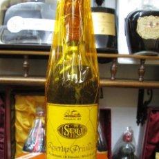 Coleccionismo de vinos y licores: ANTIGUA BOTELLA BRANDY COÑAC, SUAU 1851 RESERVA PRIVADA IMPUESTO DE 8 PTS, DECADA 70-80. Lote 107833531