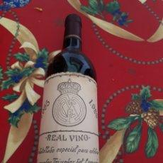 Coleccionismo de vinos y licores: BOTELLA DE VINO. Lote 108056784