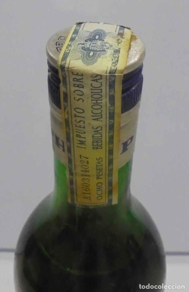 Coleccionismo de vinos y licores: BOTELLA DE ABSENTA 68. lE VRAI ABSINTHE. 60º. CERRADA. 1 LITRO. VER FOTOS. - Foto 9 - 108967259