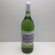 Coleccionismo de vinos y licores: BOTELLA DE ABSENTA 68° AGUSTI BOFILL S.A. BADALONA 1L.. Lote 109483079