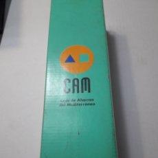 Coleccionismo de vinos y licores: BOTELLA DE VINO PUBLICIDAD CAM JUMILLA 1993. Lote 110028654