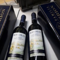 Coleccionismo de vinos y licores: BOTELLAS VINO CABERNET SAUVIGNON 2000. Lote 110030888