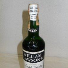Coleccionismo de vinos y licores: ANTIGUA BOTELLA RARE WHISKY LAWSON'S. Lote 110120787