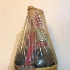 Coleccionismo de vinos y licores: BOTELLA BRANDY GRAN DUQUE DE ALBA, GRAN RESERVA, SOLERA 1889 CON ESTUCHE. Lote 111509127