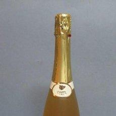 Coleccionismo de vinos y licores: BOTELLA VINO CAPEL. JOVEN. AGUJA. SIN ABRIR. Lote 112398111