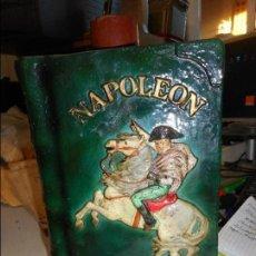 Coleccionismo de vinos y licores: BOTELLA BRANDY NAPOLEON. Lote 112539147