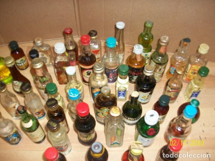 Coleccionismo de vinos y licores: LOTE DE 43 BOTELLINES - Foto 4 - 112735771