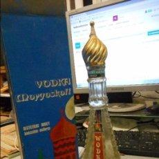 Coleccionismo de vinos y licores: BOTELLA WODKA. Lote 113284531