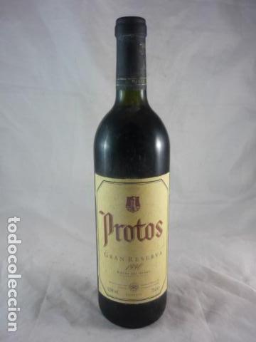 PROTOS GRAN RESERVA 1990 - BOTELLA VINO (Coleccionismo - Botellas y Bebidas - Vinos, Licores y Aguardientes)